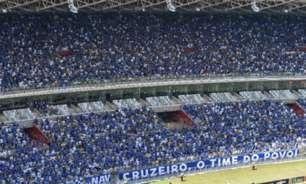 Mesmo com liberação de torcida em BH, Cruzeiro ainda terá de pagar punição de partidas sem público