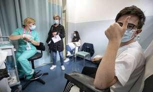 Itália libera vacina anti-Covid da Moderna para adolescentes