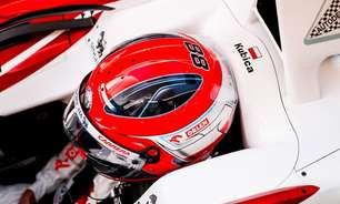 Kubica substitui Räikkönen e guia Alfa Romeo no treino livre 1 do GP da Hungria