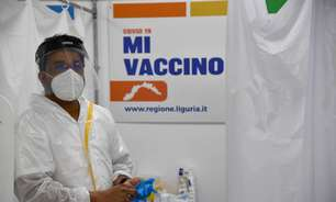 Itália receberá doses da Pfizer para completar campanha até 30/9