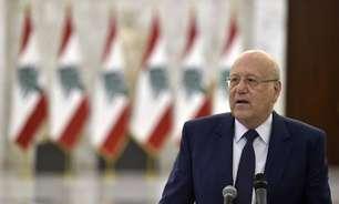 Premiê designado inicia conversas para formar governo no Líbano