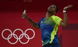 Ygor Coelho perde para japonês no badminton e está eliminado da Olimpíada de Tóquio