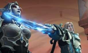 "WoW remove ""referências inapropriadas"" após processo contra Blizzard"