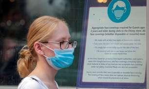 Casa Branca diz a agências federais dos EUA para exigirem máscara em prédios públicos