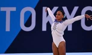 Rebeca Andrade busca primeira medalha olímpica da ginástica feminina do Brasil
