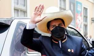 Castillo rejeita morar no palácio presidencial do Peru para romper com passado colonial