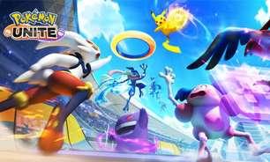 Os Pokémon disponíveis em Pokémon Unite no lançamento
