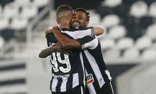Após vitória sobre o CSA, ataque do Botafogo se torna o terceiro melhor da Série B
