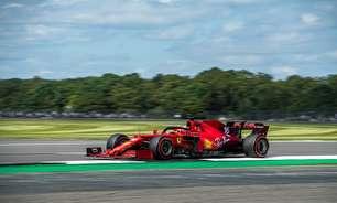 "Leclerc descarta chance de vitória com Ferrari na Hungria: ""Otimismo demais"""