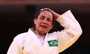 Judoca Maria Portela foi roubada? Entenda polêmica com brasileira na Olimpíada de Tóquio