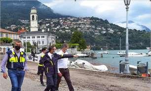 Lombardia formaliza pedido de estado de emergência por mau tempo