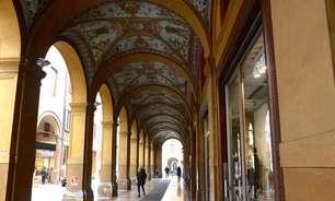Unesco reconhece pórticos de Bolonha como Patrimônio Mundial