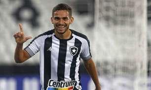 Botafogo está invicto quando Marco Antônio marca pelo menos um gol