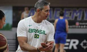 Técnico da seleção feminina, José Neto será auxiliar do Brooklyn Nets na Summer League da NBA