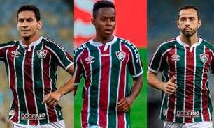 Nem um, nem outro: Sem meias criativos, Fluminense peca nas transições ofensivas