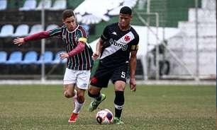 Em Xerém, Fluminense empata com o Vasco em jogo de ida pela final da Copa Rio sub-17