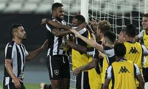 Botafogo bate CSA no Rio e sobe para o 11º lugar na Série B