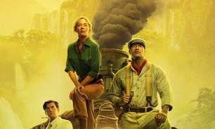 "Estreias: ""Jungle Cruise"", ""Tempo"" e ""Dupla Explosiva 2"" chegam aos cinemas"