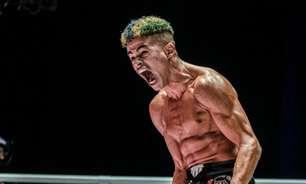 Duelo entre brasileiro e japonês é destaque no 'RedeTV! Extreme Fighting' desta sexta-feira (30)