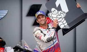 Zarco reencontra boa forma na Pramac e surge como esperança de título da Ducati