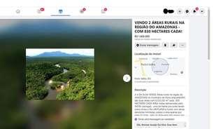 PF faz operação após BBC revelar venda de terras protegidas na Amazônia