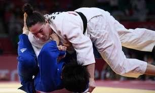 Mayra Aguiar relembra momentos de superação antes da medalha: 'Foram difíceis os últimos tempos'