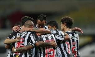 Veja os gols de Galo e Bahia pela Copa do Brasil
