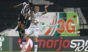 Gilvan, do Botafogo, rasga elogios a Lucas Mezenga