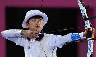 Ouro olímpico em Tóquio, An San, da Coreia do Sul, vira alvo de ataques por corte de cabelo curto
