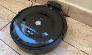 Aspirador robô iRobot Roomba e5: prático, mas nem sempre inteligente