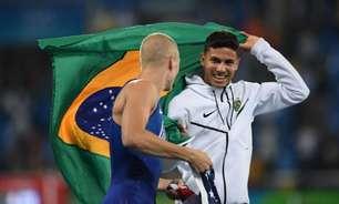 Rival de Thiago Braz testa para covid e está fora dos Jogos