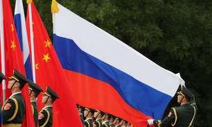 Rússia e China realizarão exercícios militares conjuntos em meados de agosto, diz Ifax