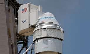 Nasa adia novo lançamento teste de espaçonave da Boeing