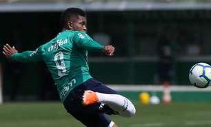 Borja causa boa impressão em retorno ao Palmeiras: 'Empolgado'