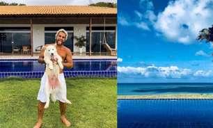 Campeão olímpico, Italo Ferreira tem pressa em voltar ao 'paraíso' em Baía Formosa; conheça a casa do surfista