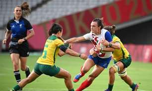Brasil sofre segunda derrota seguida no rugby feminino