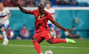 Chelsea busca convencer retorno de Lukaku ao futebol inglês