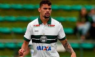 Santos contrata atacante revelado na base do Coritiba