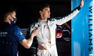 """Russell reitera compromisso com Mercedes e enfatiza: seria """"incrível"""" correr com Hamilton"""