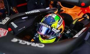 """Pérez mostra otimismo para classificação do GP da Hungria: """"O carro parece bom"""""""