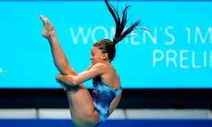 Fora da semifinal nos saltos ornamentais, Luana Lira agradece apoio da torcida: 'Vamos em frente'