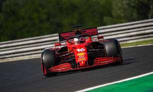 "Leclerc diz que Hungaroring favorece Ferrari, mas pontua: ""Prefiro ser realista"""