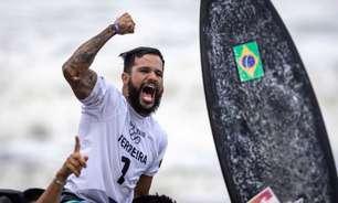 Ouro nas Olimpíadas, Italo Ferreira mostra confiança: 'Grandes chances de ser campeão do mundo de novo'
