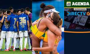 Série B, Jogos Olímpicos... Saiba onde assistir aos eventos esportivos de sexta-feira