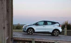 Novo Chevrolet Bolt, 100% elétrico, chega em setembro