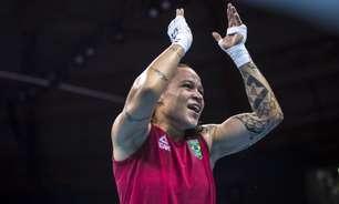 Boxe: Beatriz Ferreira estreia com vitória e vai às quartas
