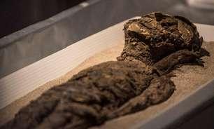 A incrível civilização antiga que mumificava os mortos 2 mil anos antes dos egípcios