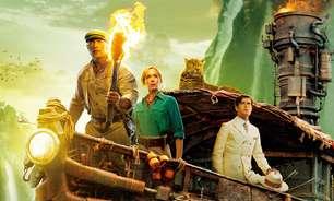 'Jungle Cruise', comédia nacional e opções para ver em casa