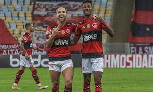 Flamengo bate recorde do Vasco e se torna o time com mais gols na história da Copa do Brasil