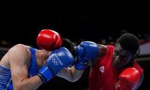 Boxe: Keno Machado é derrotado e se despede da Olimpíada